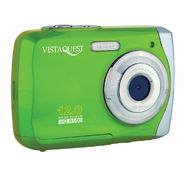 VistaQuest VQ-9100 12 Megapixel Digital Camera - Green at Kmart.com
