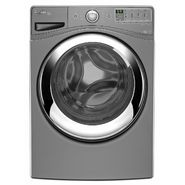 Whirlpool 4.1 cu. ft. Front-load Washer w/ Deep Clean Steam - Chrome Shadow at Sears.com