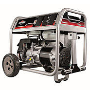 Briggs & Stratton 5000 Watt Portable Generator - California Model at Sears.com