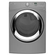 Whirlpool 7.4 cu. ft. Electric Dryer w/ Steam Refresh - Chrome Shadow at Sears.com