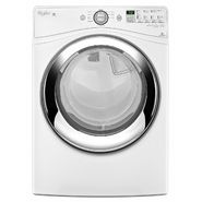 Whirlpool 7.4 cu. ft. Gas Dryer w/ Steam Refresh - White at Sears.com