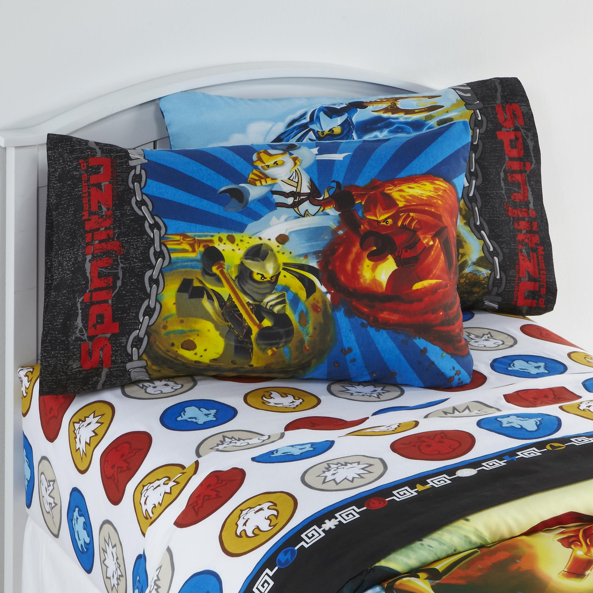 Lego Ninjago Ninja Masters Pillowcase