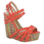 Yoki Women's Dress Sandal Cindee - Coral at Kmart.com