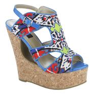 Yoki Women's Dress Sandal Bessie - Blue at Kmart.com