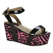 Yoki Women's Sandal Mae - Black at Kmart.com