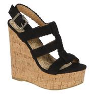 Soda Women's Dress Sandal Sotto - Black at Kmart.com