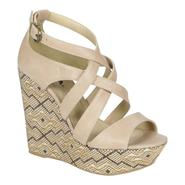 Soda Women's Dress Sandal Ascent - Blush at Kmart.com