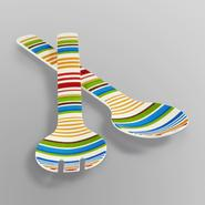 Colormate Melamine Servers - Cabana Stripes at Sears.com