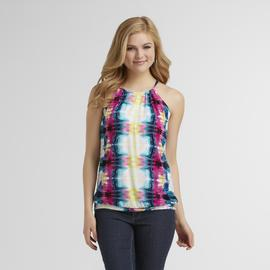 Attention Women's High Neck Halter Top at Kmart.com
