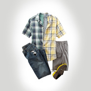 Streamlined Style Outfit at Kmart.com