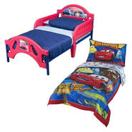 Disney Cars Toddler Bed & Bedding Set Bundle at Kmart.com