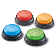 Learning Resources Lights & Sounds Buzzers at Kmart.com