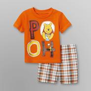 Disney Baby Winnie the Pooh Infant Boy's T-Shirt & Shorts at Sears.com