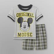 Disney Baby Mickey Mouse Infant & Toddler Boy's T-Shirt & Shorts at Sears.com