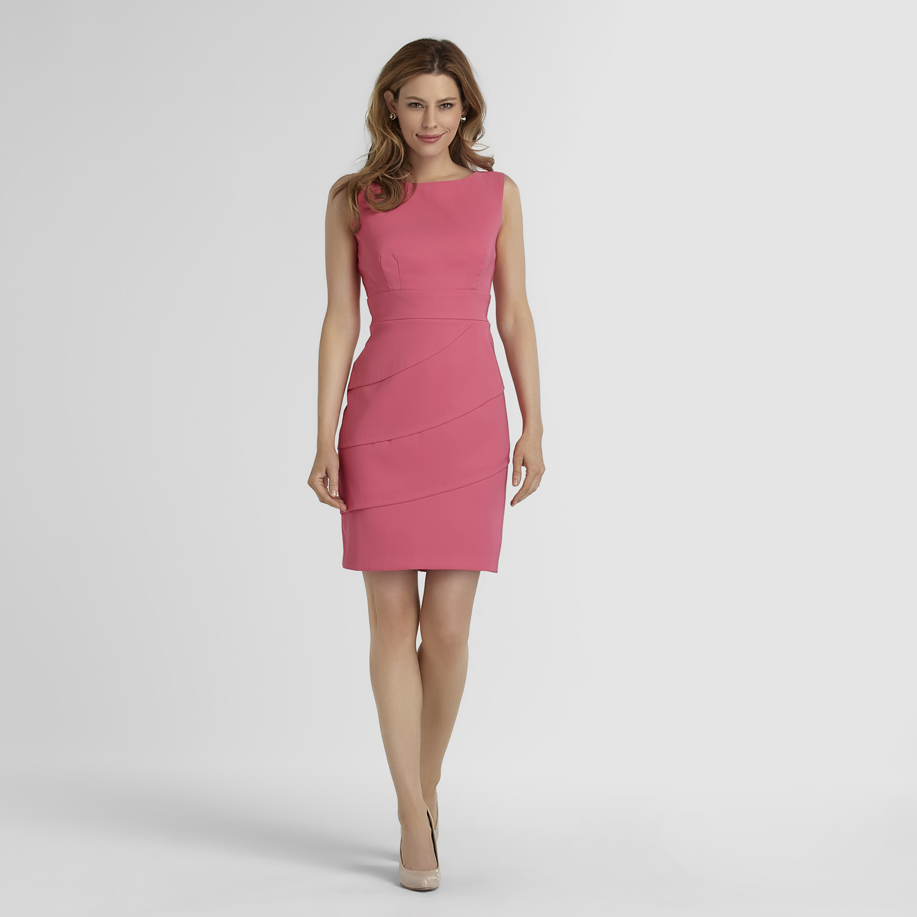 Women's Tiered Dress at Kmart.com