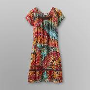 Loungees Women's Lounge Dress - Tropical at Sears.com