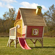 Swing-N-Slide Hide-N-Slide Playhouse at Sears.com