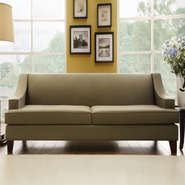 Oxford Creek Taupe Curved arms Sofa at Sears.com