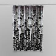 Essential Home Cityscape Shower Curtain at Kmart.com