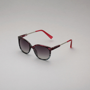 Joe Boxer Women's Zebra Wayfarer Sunglasses at Kmart.com