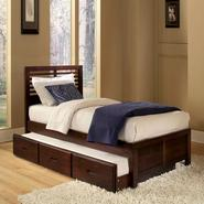 Oxford Creek Full Size Pull-Out trundle bed at Sears.com