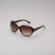 Attention Women's Tortoise Sunglasses at Kmart.com