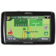 Magellan RoadMate 5145T-LM Automobile Portable GPS Navigator - REFURBISHED at Kmart.com