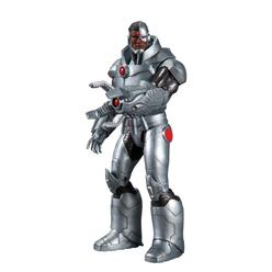 DC Comics JUSTICE LEAGUE CYBORG ACTION FIGURE at Kmart.com