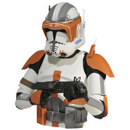 Diamond Select Toys STAR WARS COMMANDER CODY BUST BANK at Kmart.com