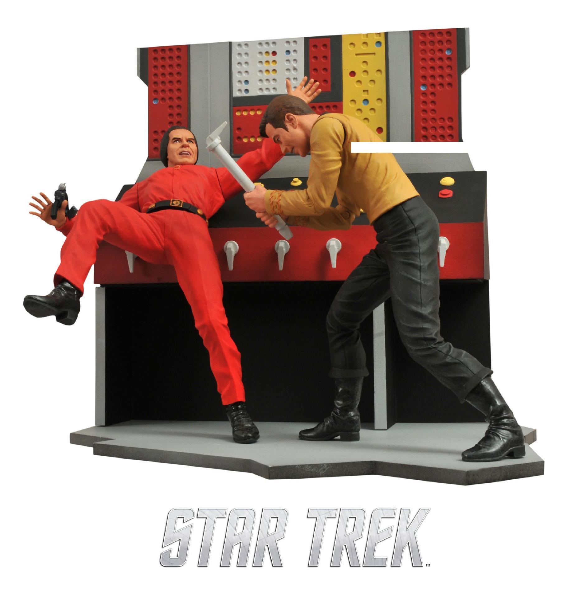 Star Trek Select: Kirk Action Figure PartNumber: 05237593000P