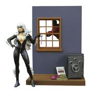 Diamond Select Toys MARVEL SELECT: BLACK CAT ACTION FIGURE at Sears.com