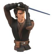 Diamond Select Toys STAR WARS CLONE WARS ANAKIN BUST BANK at Kmart.com