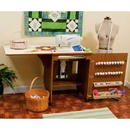 Arrow Sewing Cabinet w/ EZ-Lift Air Mechanism - Oak Grain at Sears.com