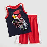 Angry Birds Space Boy's Muscle Shirt & Shorts at Sears.com
