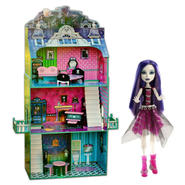 Monster High Ghouls Rule Doll with Spooky Dollhouse Bundle at Kmart.com