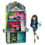Monster High Picture Day Doll with Spooky Dollhouse Bundle at Kmart.com