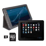 "Mach Speed Trio Stealth 9.7"" Android Tablet, Case & Memory Card Bundle at Kmart.com"