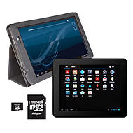 Mach Speed Trio Stealth 9.7'' Android Tablet, Case & M...