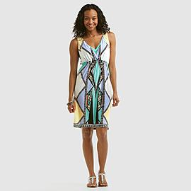Women's Maxi Dress - Geometric at Sears.com