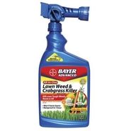 Bayer All-In-One Lawn Weed & Crabgrass Killer, 32 oz at Kmart.com