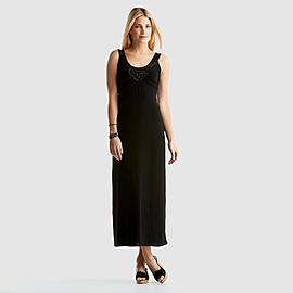 Jaclyn Smith Women's Maxi Dress - Embellished Neck at Kmart.com