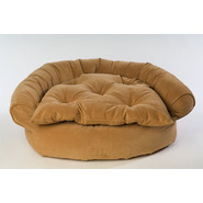 Medium Microfiber Comfort Couch - Carmel at Kmart.com