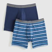 Structure Men's No Fly Boxer Shorts - 2 Pack at Sears.com