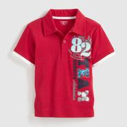 Toughskins Infant Boy's Layered Polo Shirt - Varsity at Sears.com