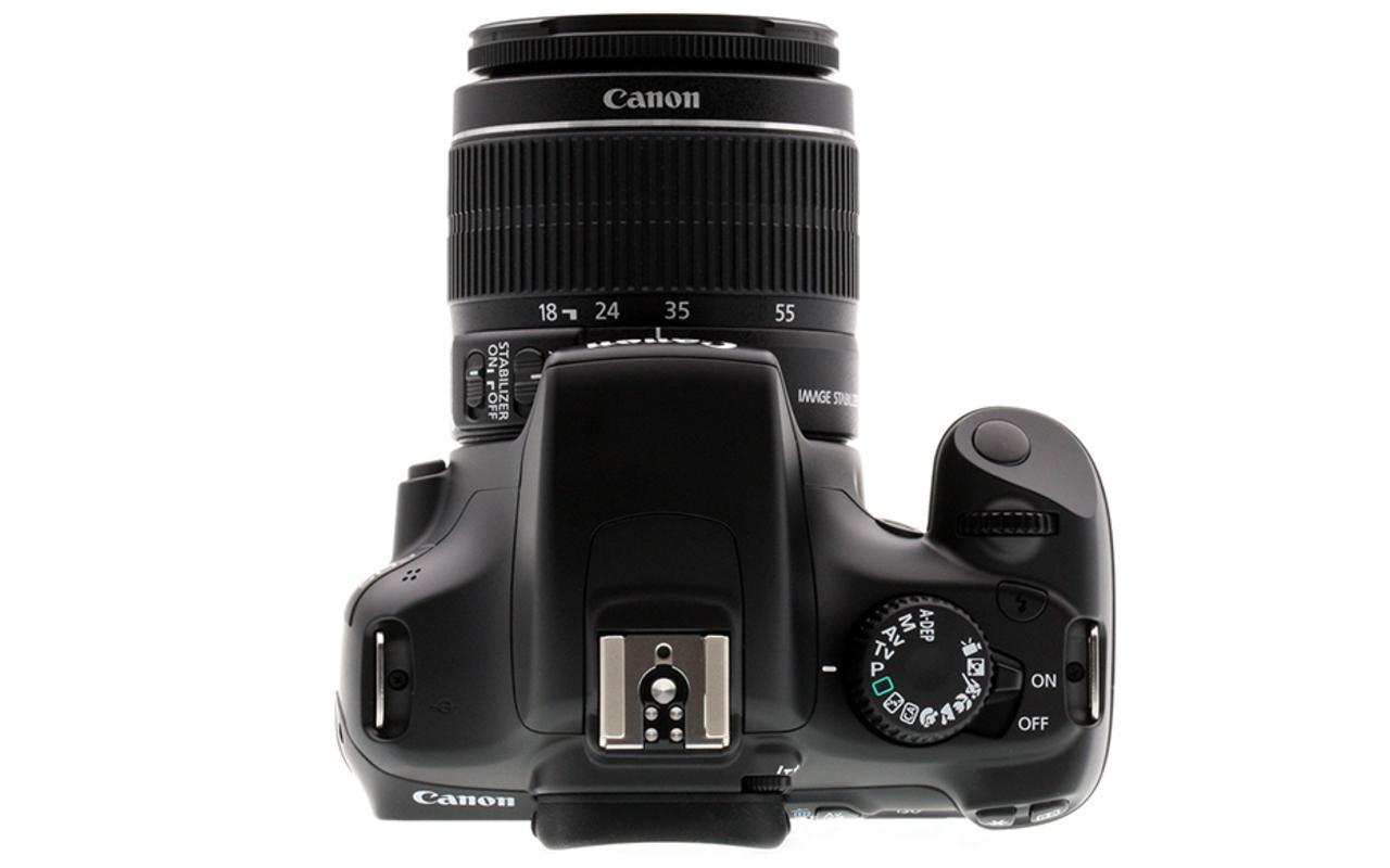 Canon 12.2-Megapixel EOS Rebel T3 Digital SLR Camera with 18-55mm Lens