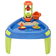 American Plastic Toys Sand & Water Wheel Play Table at Sears.com