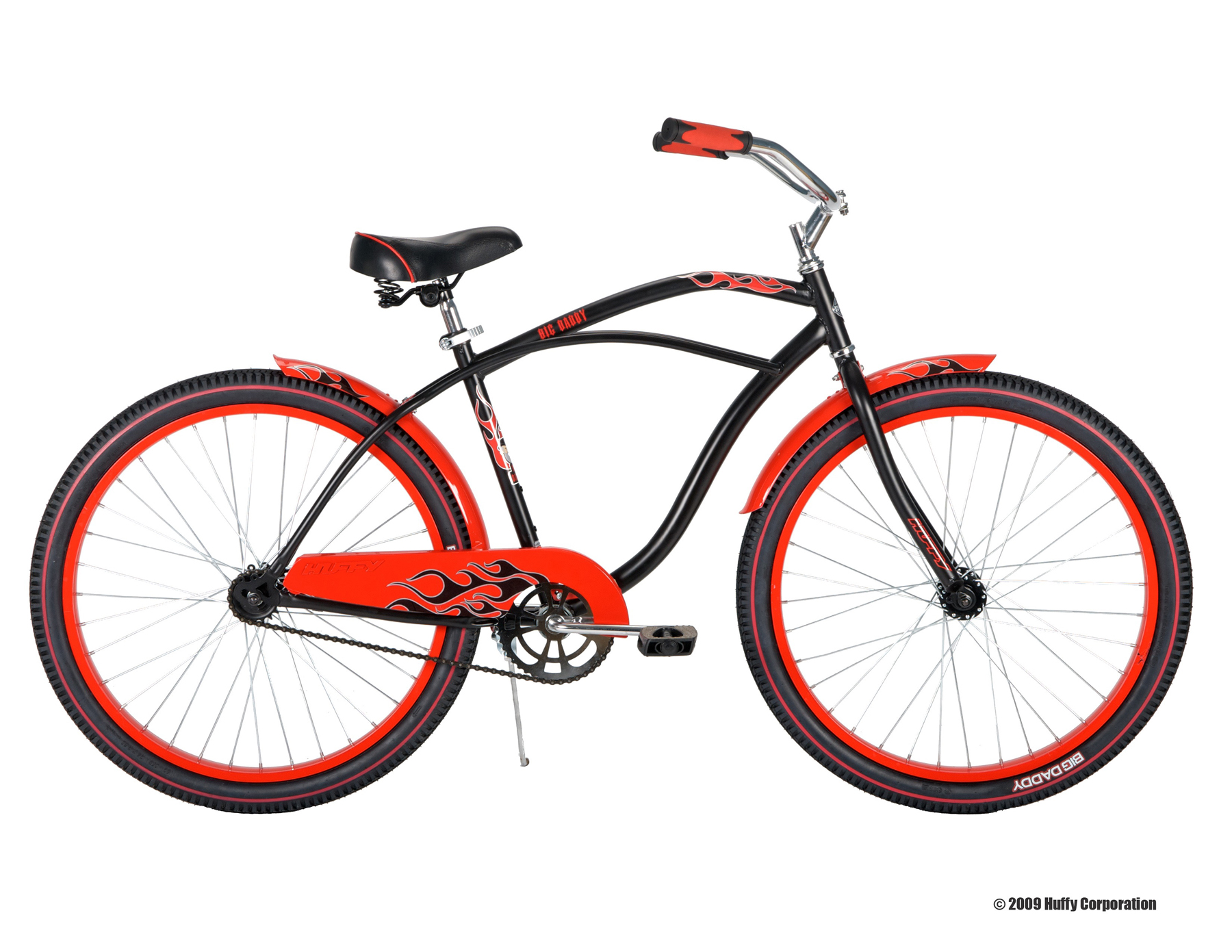 Huffy 26 in. Men's Big Daddy Cruiser Bike