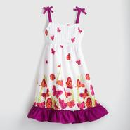 SWAK Girl's Peasant Dress - Garden at Sears.com