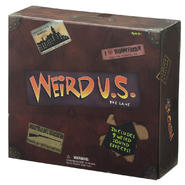 Weird USA Board Game