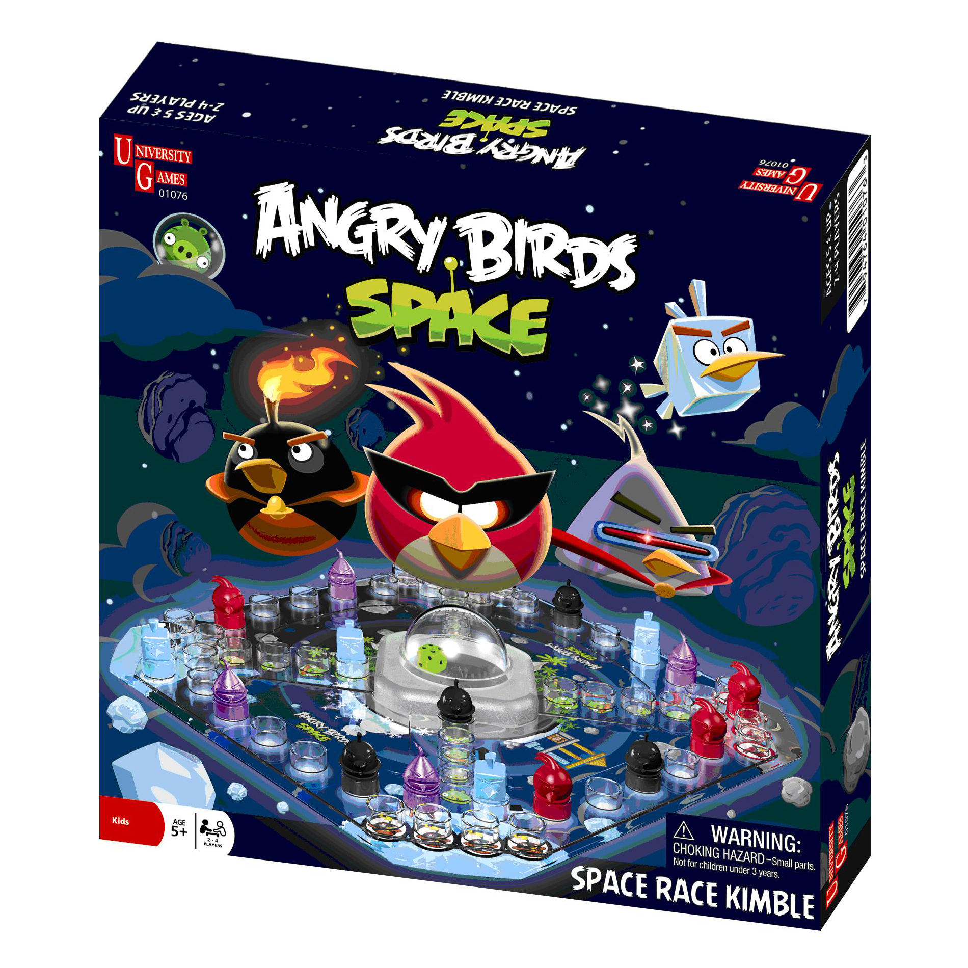 Angry Birds Space Toys : University games angry birds space race toys